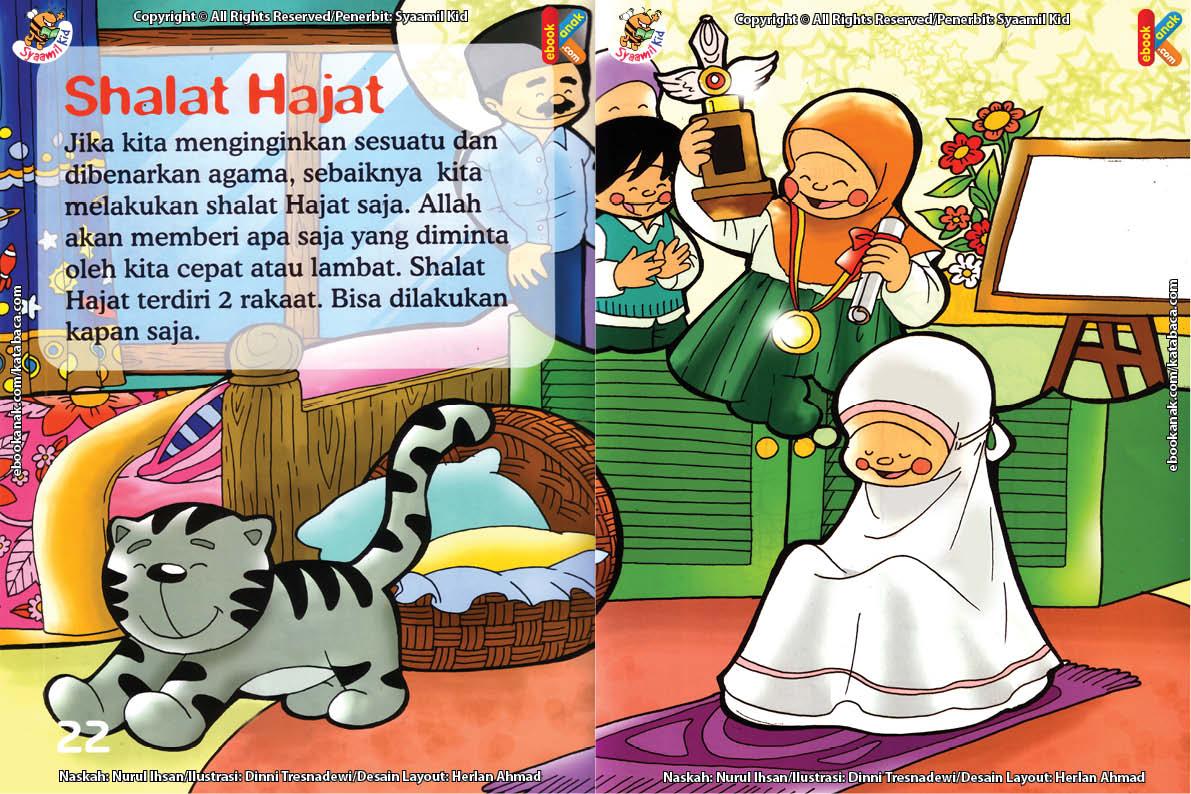 Apa yang Dimaksud dengan Shalat Hajat? | Ebook Anak ...