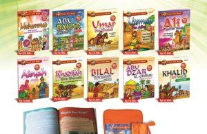 Download Ebook Paket 10 Judul Seri Teladan Anak Muslim