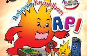 Download Ebook Seri Sains Anak Mengenal Alam Semesta, Rahasia Keajaiban Api