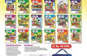 download ebook paket 18 buku komik seri nilai nilai karakter bangsa