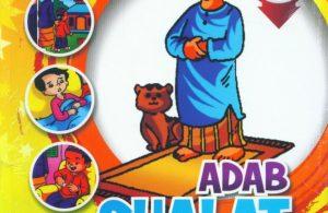 download ebook seri komik adab anak muslim adab shalat wajib dan sunnah