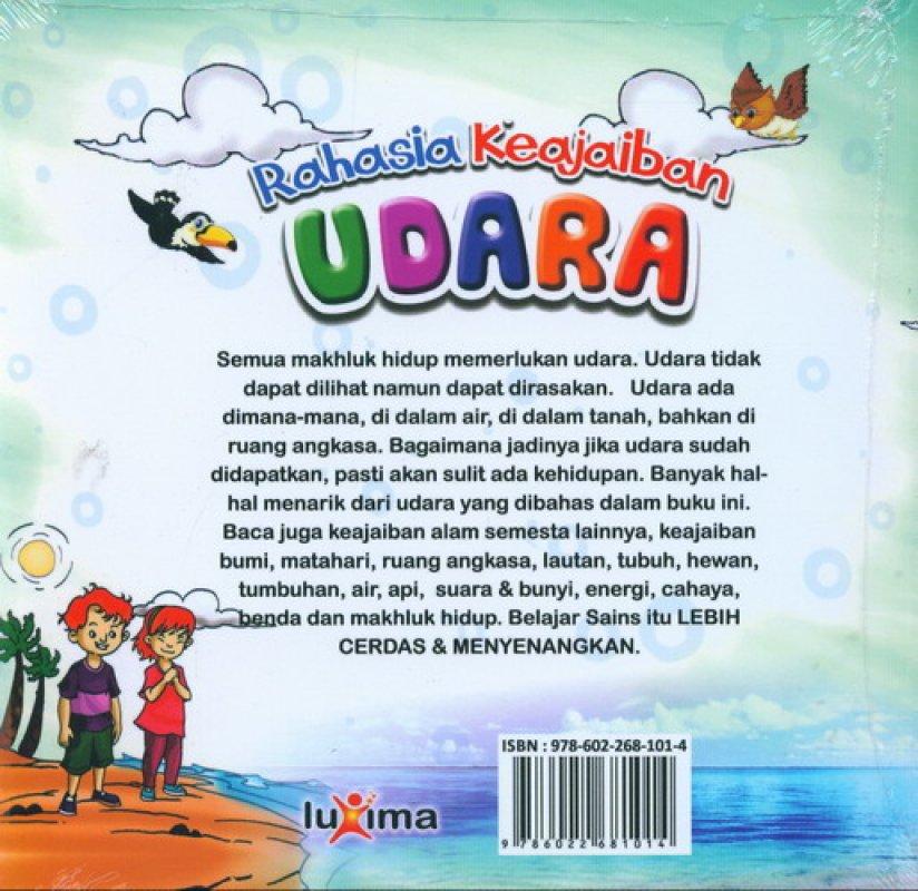 download ebook seri sains anak mengenal alam semesta rahasia keajaiban udara cover belakang