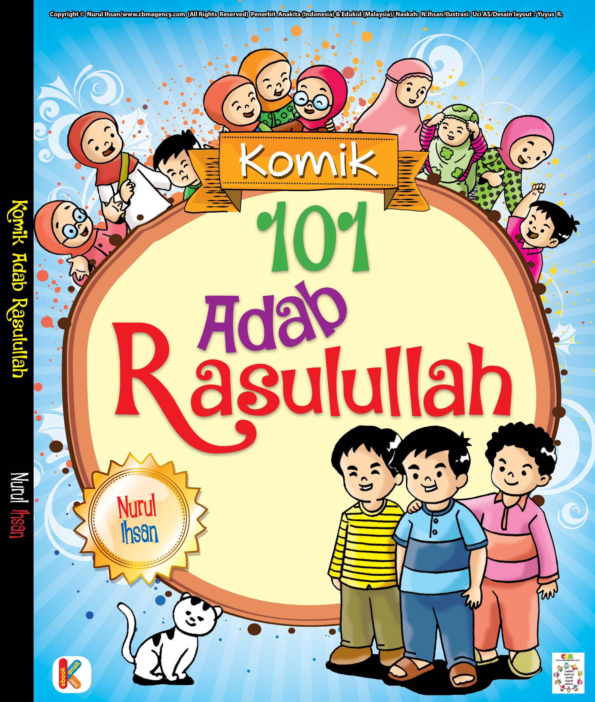 Download Ebook 101 Komik Adab Rasulullah
