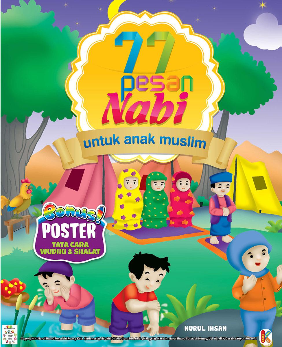 Download Ebook 77 Pesan Nabi untuk Anak Muslim