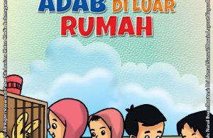 Download Ebook Komik Seri Adab Anak Muslim, Adab di Luar Rumah