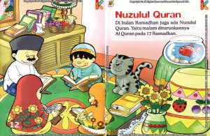Download Ebook Seri Fikih Anak Asyiknya Aku Puasa Ramadhan, Nuzulul Quran