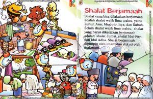 Download Ebook Seri Fiqih Anak Asyiknya Aku Shalat, Ayo Shalat Berjamaah