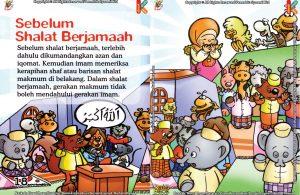 Download Ebook Seri Fiqih Anak, Asyiknya Aku Shalat Berjamaah, Sebelum Shalat Berjamaah