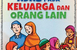 Download Ebook Seri Komik Adab Anak Muslim Adab pada Keluarga dan Orang Lain