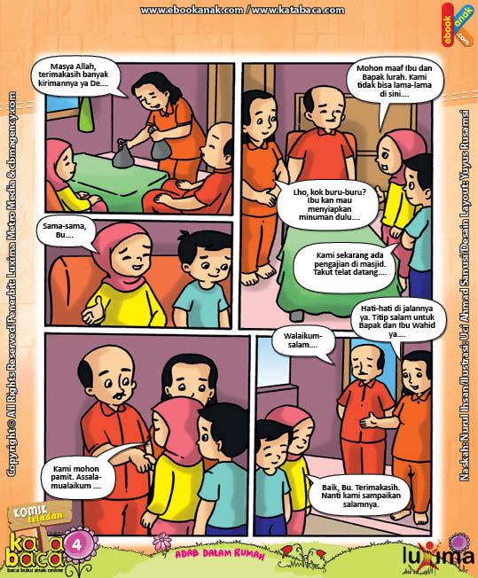 Download Ebook Seri Komik Adab dalam Rumah7