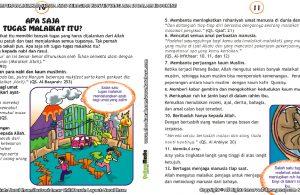 Download Ebook Seri Rukun Iman, Apa Saja Tugas Malaikat Itu