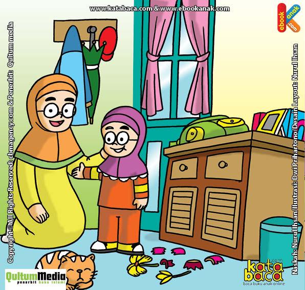 Download Ebook Seri Rukun Iman, Bagaimana Wujud Malaikat
