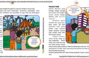 Download Ebook Seri Rukun Iman, Malaikat Ridwan dan Malaikat Malik