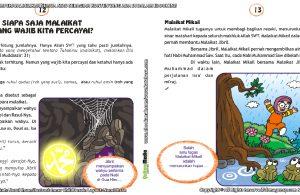 Download Ebook Seri Rukun Iman, Siapa Saja Malaikat yang Wajib Kita Percayai