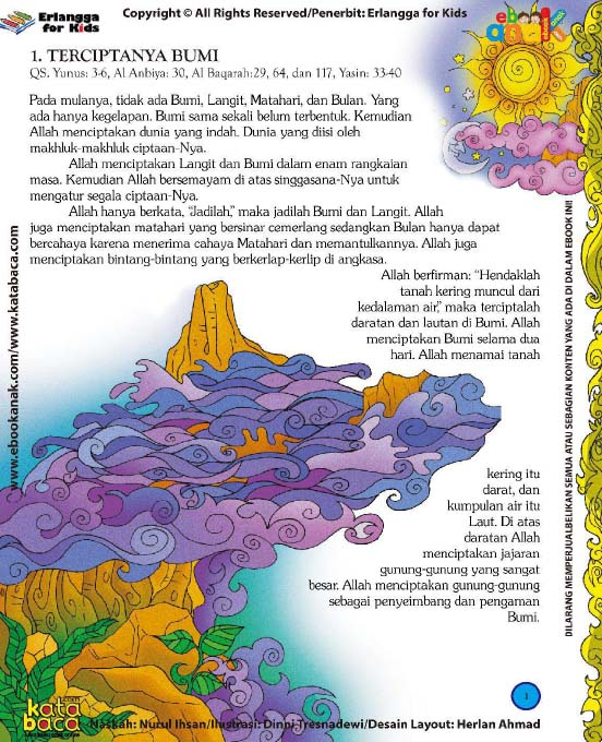 Download Ebook The Best Stories of Quran Kisah-Kisah Teladan Al Quran untuk Anak