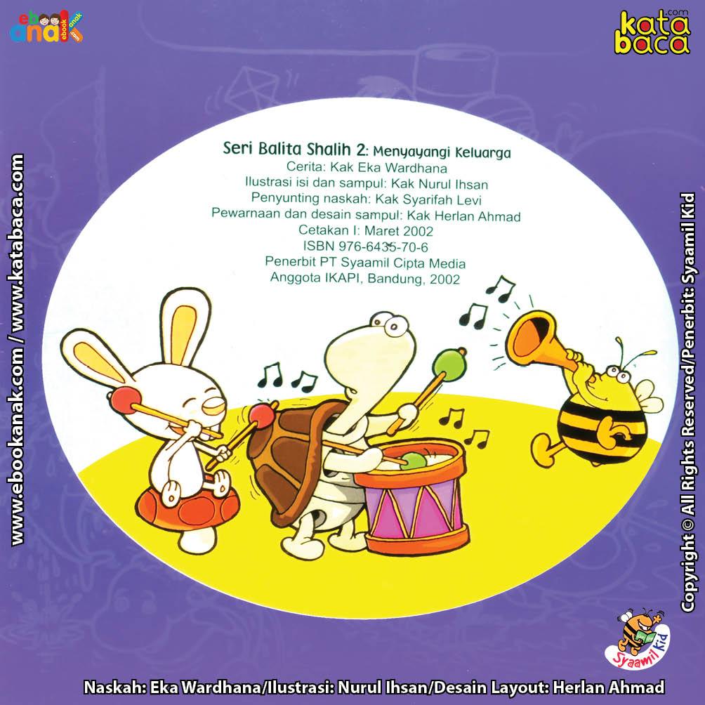 Download Ebook Cover Dalam Seri Balita Shalih Menyayangi Keluarga