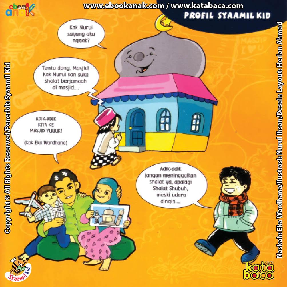 Download Ebook Profil Tim Kreatif Seri Balita Shalih Menyayangi Masjid