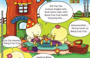 Download Ebook Seri Balita Shalih, Menyayangi Keluarga, Abang Selalu Mengalah Kepadaku
