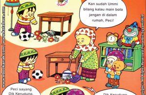 Download Ebook Seri Balita Shalih, Menyayangi Keluarga, Adikku Menyayangiku