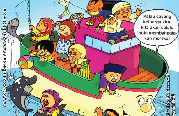 Download Ebook Seri Balita Shalih, Menyayangi Keluarga, Aku Sayang Keluargaku