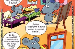 Download Ebook Seri Balita Shalih, Menyayangi Keluarga, Bibiku Guru yang Hebat