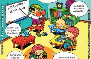 Download Ebook Seri Balita Shalih, Menyayangi Keluarga, Kakak Selalu Menolongku