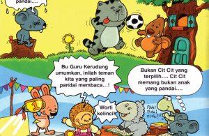 Download Ebook Seri Balita Shalih, Menyayangi Rasulullah, Rasulullah Sangat Pandai