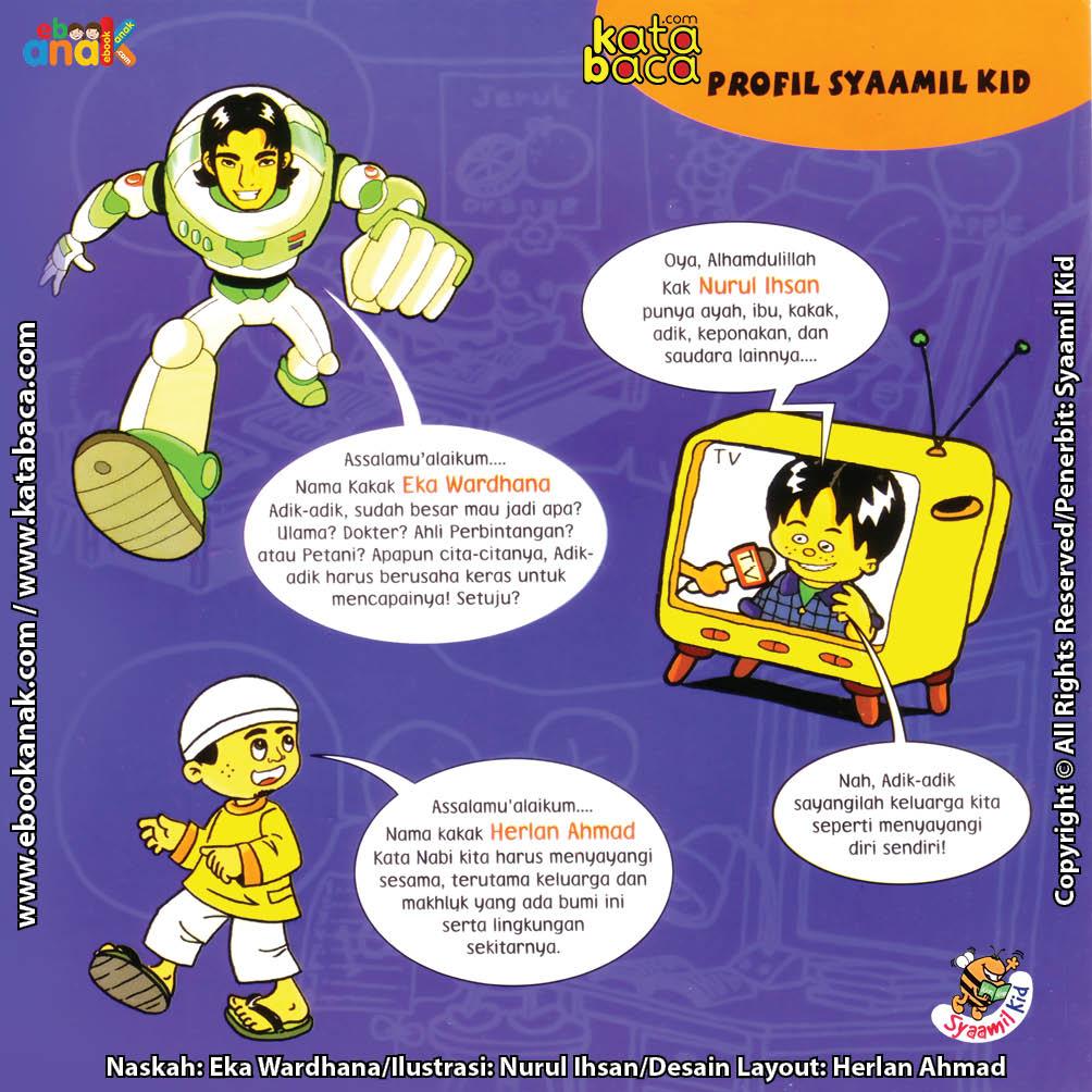 Download Ebook Tim Kreatif Seri Balita Shalih Menyayangi Keluarga