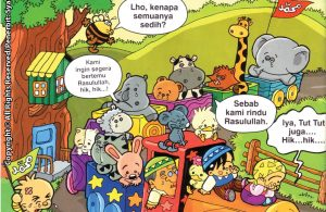 Download ebook Seri Balita Shalih, Menyayangi Rasulullah, Kami Rindu Rasulullah