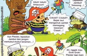 Download ebook Seri Balita Shalih, Menyayangi Rasulullah, Rasulullah Menyayangi Hewan dan Tumbuhan