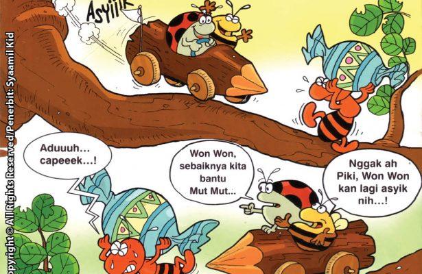 Download ebook Seri Balita Shalih, Menyayangi Rasulullah, Rasulullah Senang Menolong