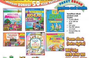 download ebook 6 judul panduan anak muslim