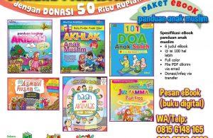 download ebook 6 judul panduan anak muslim
