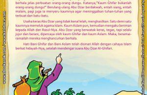 Download Ebook Abu Dzar Al Ghifari, Kenapa Rasul Menyuruh Abu Dzar Pulang ke Kampungnya
