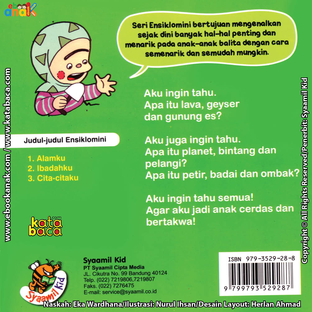 cover belakang download ebook seri ensiklomini alamku