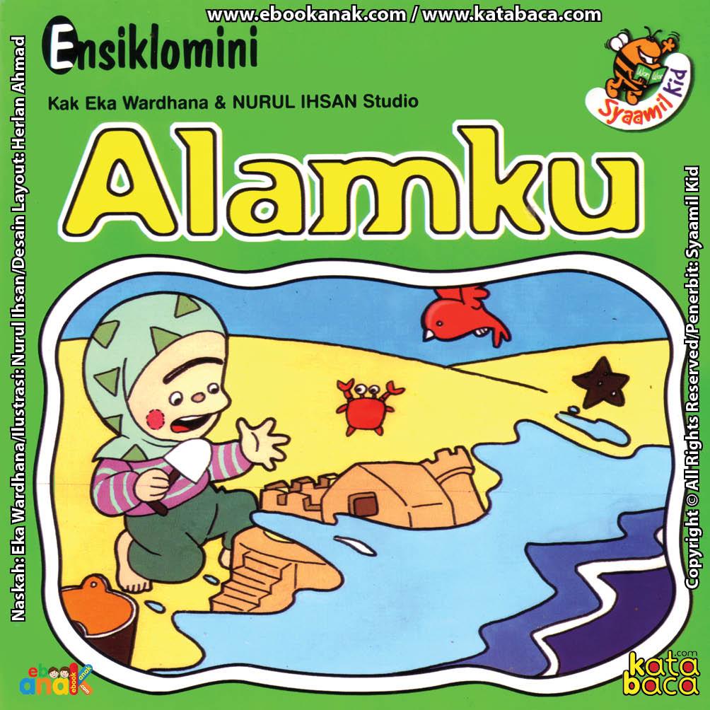 cover depan download ebook seri ensiklomini alamku