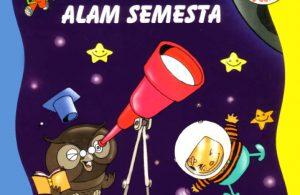 cover depan seri balita cerdas alam semesta
