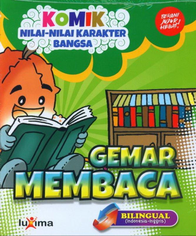 download ebook cover depan komik nilai nilai karakter bangsa gemar membaca