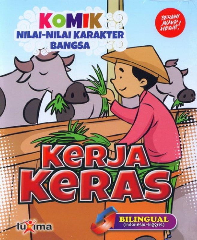 download ebook cover depan komik nilai nilai karakter bangsa kerja keras