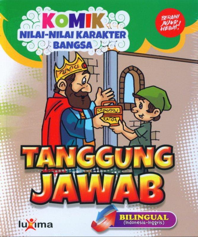 download ebook cover depan komik nilai nilai karakter bangsa tanggung jawab