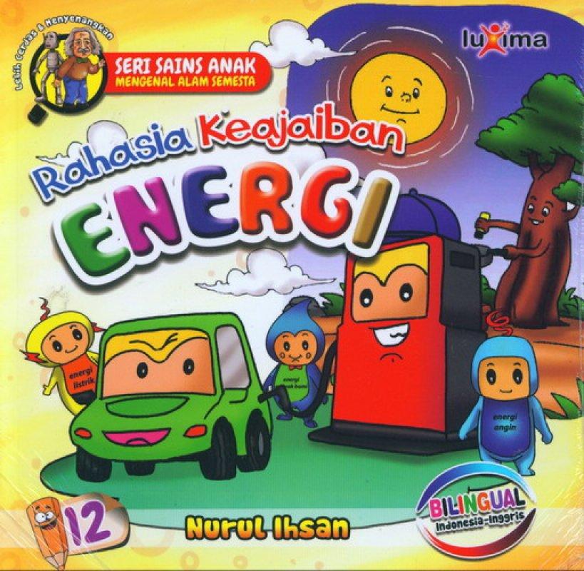 download ebook cover depan seri sains anak mengenal alam semesta rahasia keajaiban energi