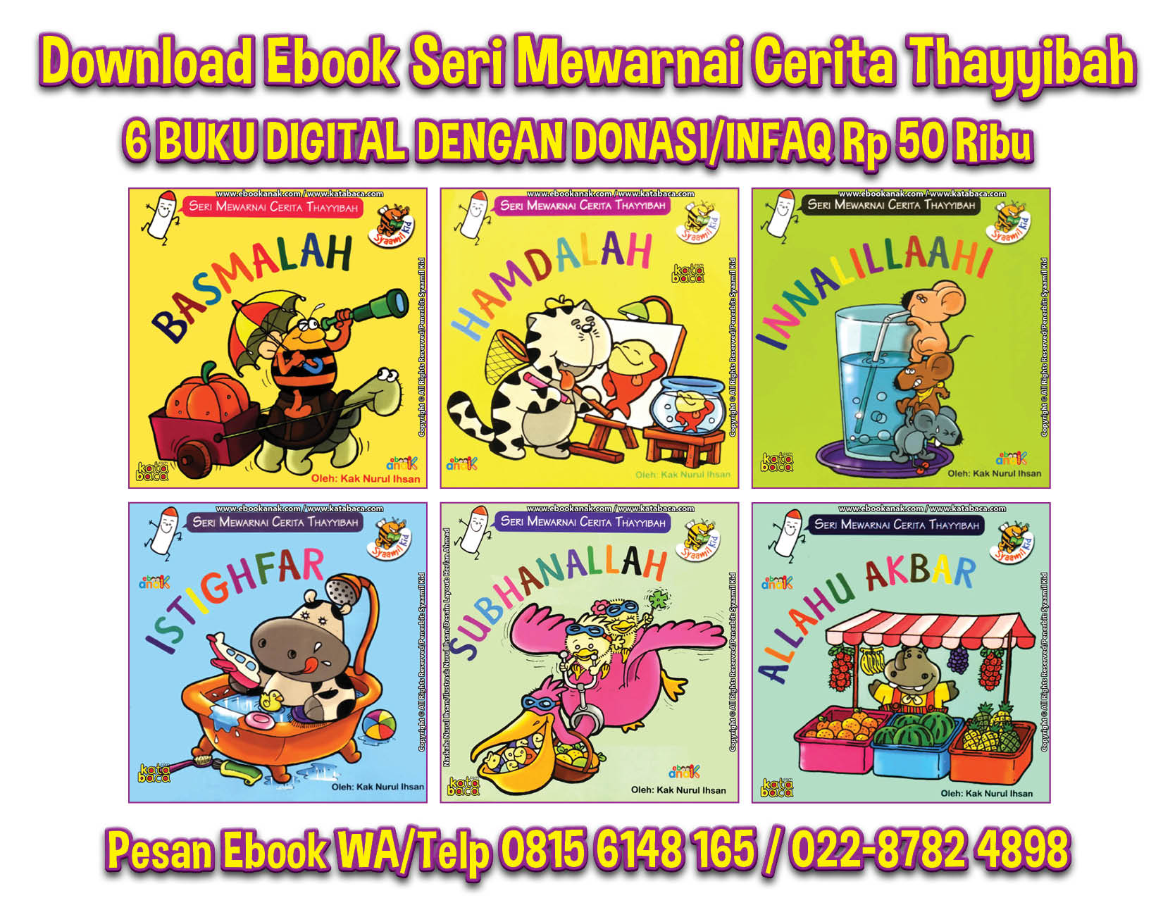 download ebook seri mewarnai cerita thayyibah
