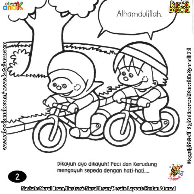 Bersepeda Itu Olahraga yang Menyenangkan