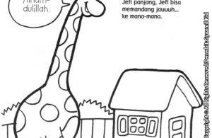 Kenapa Allah Menciptakan Leher Jerapah Panjang