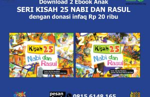 download 2 ebook seri kisah 25 nabi dan rasul