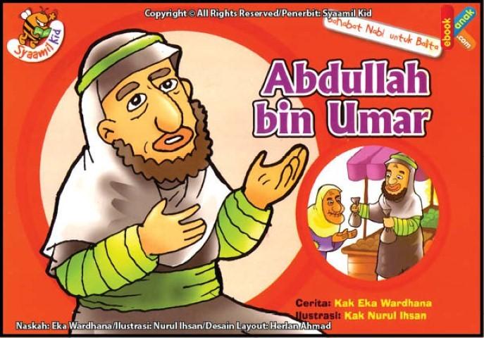 baca online ebook sahabat nabi untuk balita abdullah bin umar