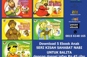 download 5 ebook seri kisah sahabat nabi