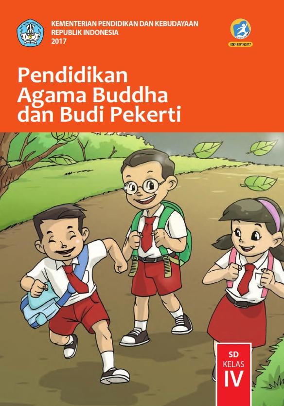 Kelas 4 SD Pendidikan Agama Buddha Siswa 2017