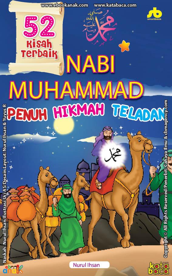 baca buku online 52 kisah Terbaik Nabi Muhammad penuh hikmah teladan