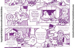 baca buku online komik ibadah centil centil cerdas antara telur ayam dan boneka